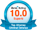AVVO Top Attorney: Criminal Defense