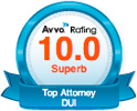 AVVO Top Attorney: DUI