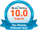 AVVO Top Attorney: Personal Injury
